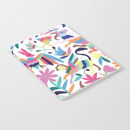Creatures Otomi Notebook