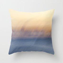 Sunset Ghosts Throw Pillow