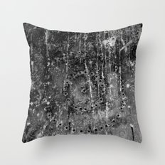 russian roulette Throw Pillow