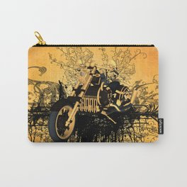 Steam motorcycle Carry-All Pouch