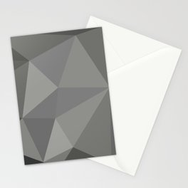 Polygon art 01 Stationery Cards