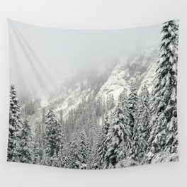 Winter Wonderland Wall Tapestry