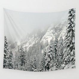 Winter Wonderland Wall Tapestry