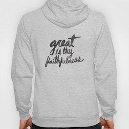 Faithfulness Hoody