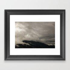 Monjtwo Framed Art Print