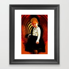If Looks Could Kill - 005 Framed Art Print