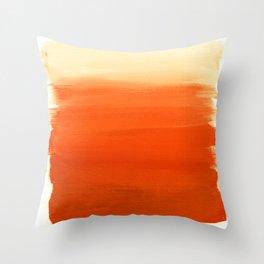 Oranges No. 1 Throw Pillow