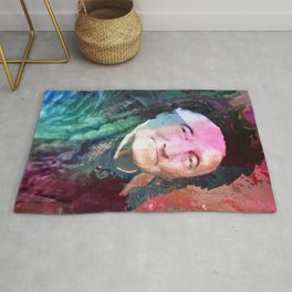 The wise woman Rug