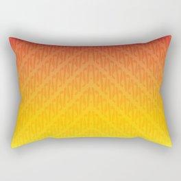 Parang Sunset (Batik) Rectangular Pillow