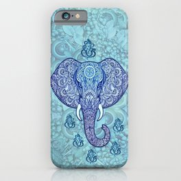 lord-Ganesh-symbol Art iPhone Case