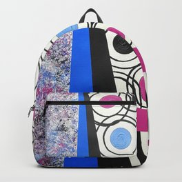 Cool Circles 1 Backpack