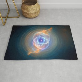 Cat's Eye Nebula Rug