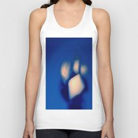 ice Tank Tops featuring ice by  Agostino Lo Coco