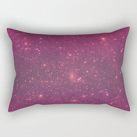Pink Space Rectangular Pillow