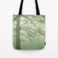 illusion Tote Bags featuring Illusion by Olivia Joy StClaire