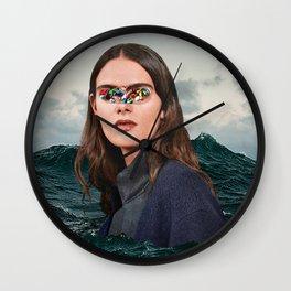 Deep Sea Baby Wall Clock
