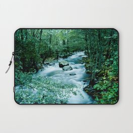 Between trees Laptop Sleeve