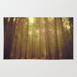 Our forest#2 Rug