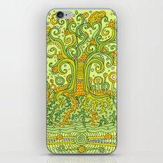 Treedum iPhone & iPod Skin