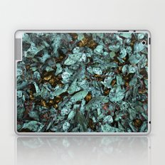 Patina Leaves Laptop & iPad Skin
