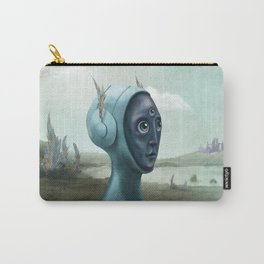 Archaeology of Dreams Carry-All Pouch