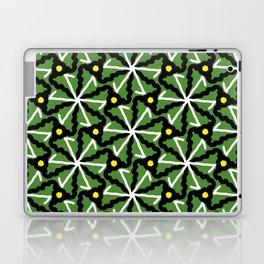 colorful illusion pattern background Laptop & iPad Skin