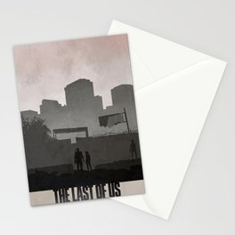 The Last Of Us Stationery Cards