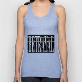 Betrayal Unisex Tank Top