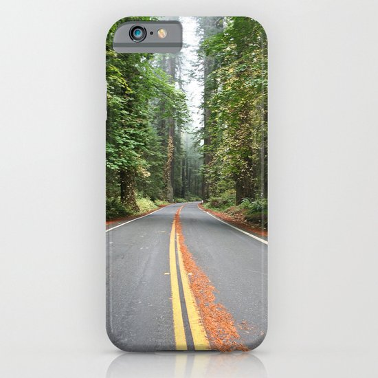 Avenue Of The Giants iPhone & iPod Case