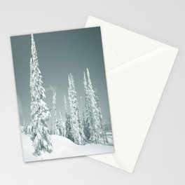 Winter day 2 Stationery Cards