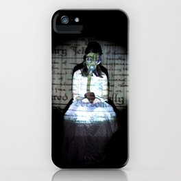 I let my brother go to the devil in his own way iPhone Case