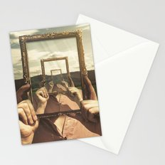 Empty Frame Stationery Cards