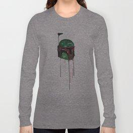 Boba Fett - Empty Mask Long Sleeve T-shirt