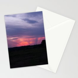 the beatiful natue Stationery Cards