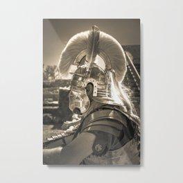 Roman soldier Metal Print