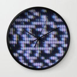 Painted Attenuation 1.1.1 Wall Clock