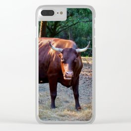 Want Some Of Me Clear iPhone Case