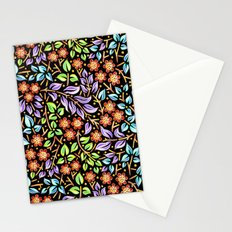 Filigree Floral smaller scale Stationery Cards