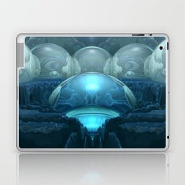 Inside A Blue Moon Laptop & iPad Skin