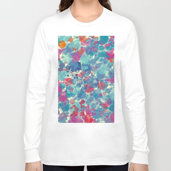 Abstract XXII Long Sleeve T-shirt
