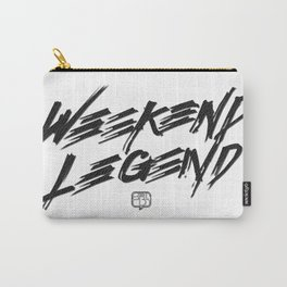 Weekend Legend Carry-All Pouch