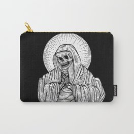 praying for death Carry-All Pouch