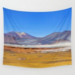 Atacama Salt Lake Wall Tapestry