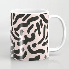 BRUSHED LINES Coffee Mug