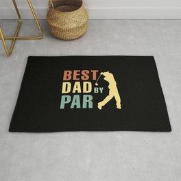 Best dad by par Rug