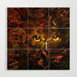 Owl See You Wood Wall Art