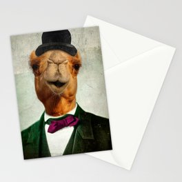 Humphrey's Night Out Stationery Cards