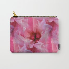Blush - Pink Peony Carry-All Pouch