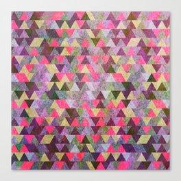 Geometric Pattern IX Canvas Print