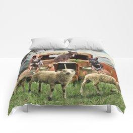 Kelpie Life Comforters